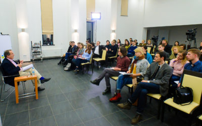 The second working meeting of the Democracy Study Centre