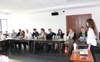 The fourth working meeting of the Democracy Study Centre