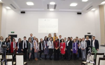 The ninth working meeting of the DSC 2019-2020 academic year